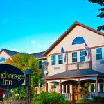 Anchorage Inn Burlington Exterior Pic